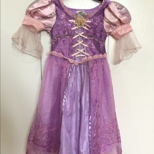 Rapunzel  costume from Disney Store